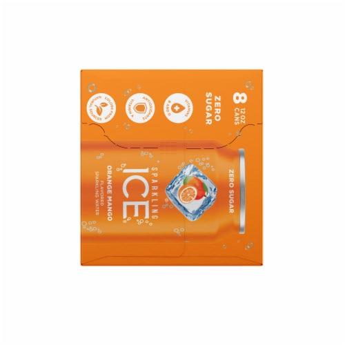 Sparkling Ice Orange Mango Perspective: left