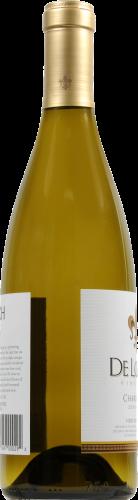 DeLoach Vineyards Chardonnay Perspective: left
