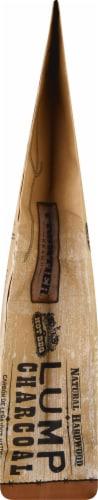 Frontier 100% Natural Hardwood Lump Charcoal Perspective: left