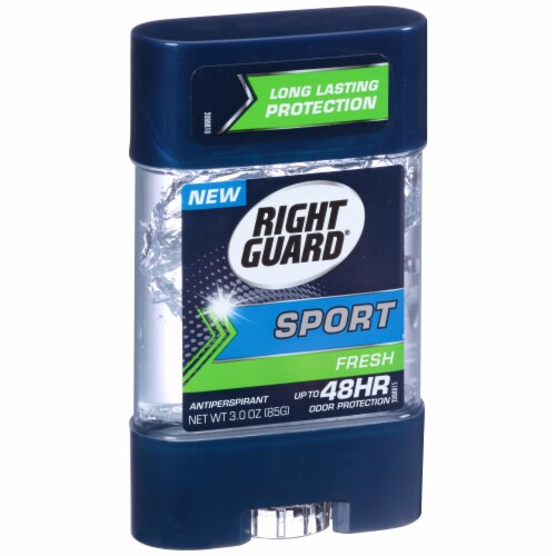 Right Guard Sport Fresh Antiperspirant Perspective: left