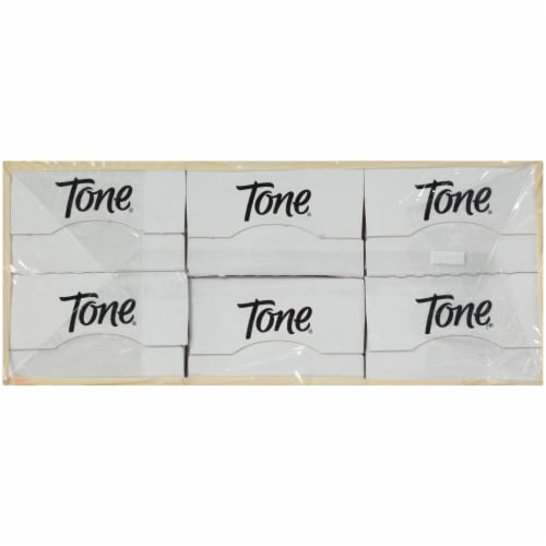 Tone Original Cocoa Butter Bar Soap Perspective: left