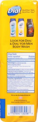 Dial Gold Antibacterial Deodorant Soap Perspective: left