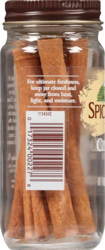 Spice Islands Cinnamon Sticks Seasoning Perspective: left