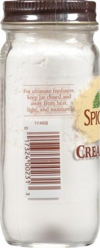 Spice Islands Cream of Tartar Perspective: left