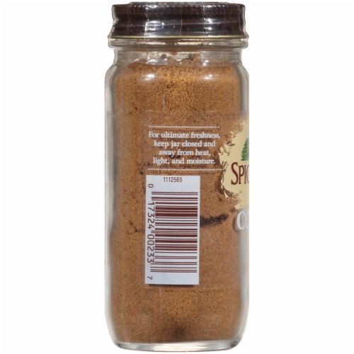 Spice Islands Ground Cumin Seed Perspective: left