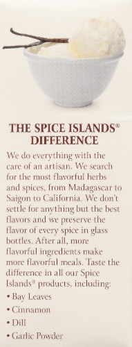 Spice Islands Pure Vanilla Extract Perspective: left