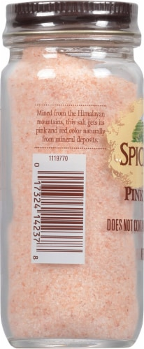 Spice Islands Pink Himalayan Salt Perspective: left