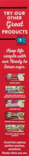 Minute Instant White Rice Perspective: left