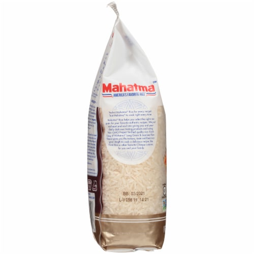 Mahatma Long Grain & Jasmine Rice Blend Perspective: left