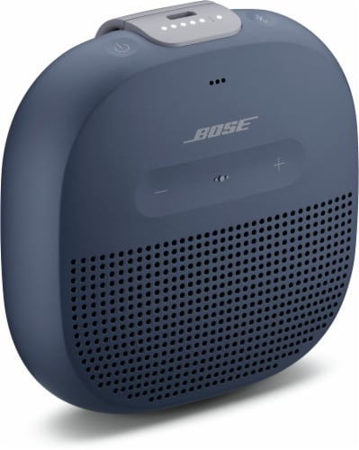 Bose SoundLink Micro Bluetooth Speaker - Blue Perspective: left