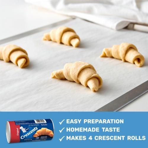 Pillsbury Original Crescent Rolls Perspective: left