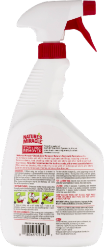 Nature's Miracle Stain & Odor Remover Perspective: left