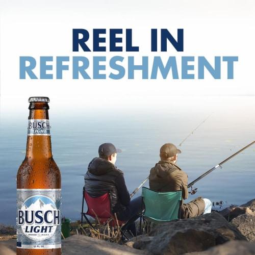 Busch Light® Lager Beer Perspective: left