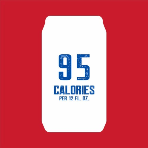 Natural Light Natty Pack Beer Perspective: left