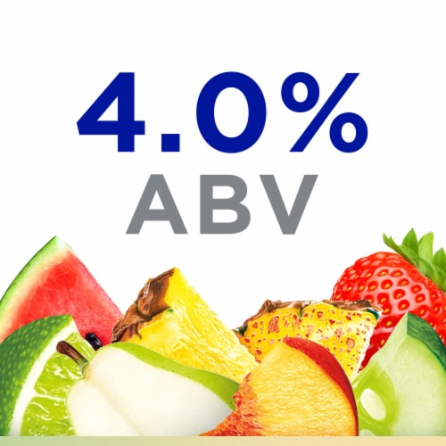 Michelob Ultra Organic Seltzer Variety Pack Perspective: left