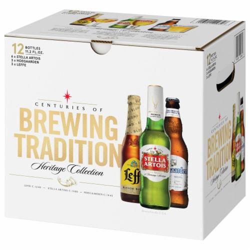 Best of Belgium Beer Variety Pack Perspective: left