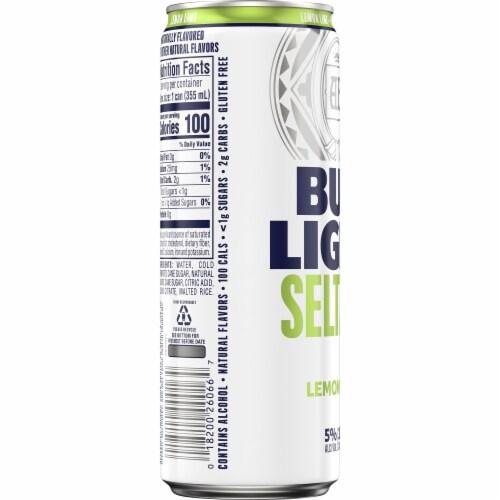 Bud Light Seltzer Lemon Lime Perspective: left