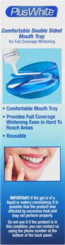 Plus White 5-Minute Premier Whitening System Dental Kit Perspective: left