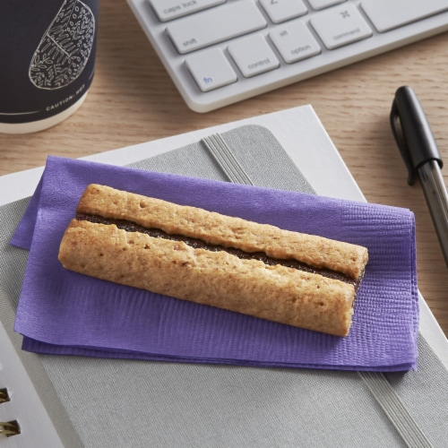 Kashi Soft Baked Mixed Berry Breakfast Bars Perspective: left