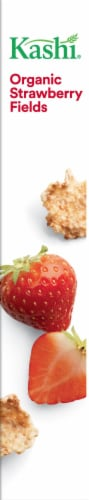 Kashi Organic Strawberry Fields Cereal Perspective: left