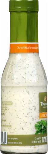 Panera Bread® at Home Creamy Buttermilk Ranch Dressing & Dip Perspective: left