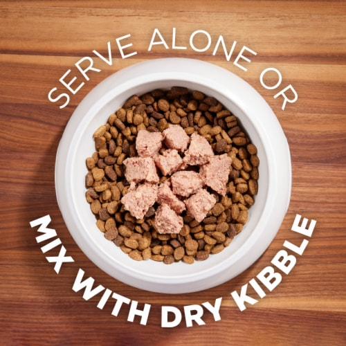 IAMS Proactive Health Lamb and Rice Pate Adult Wet Dog Food Perspective: left