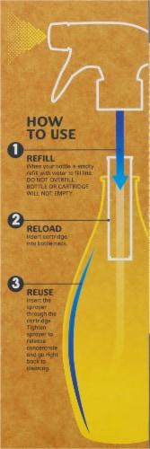 Lysol Smart Citrus Breeze Scent Multi Purpose Cleaner Kit Perspective: left