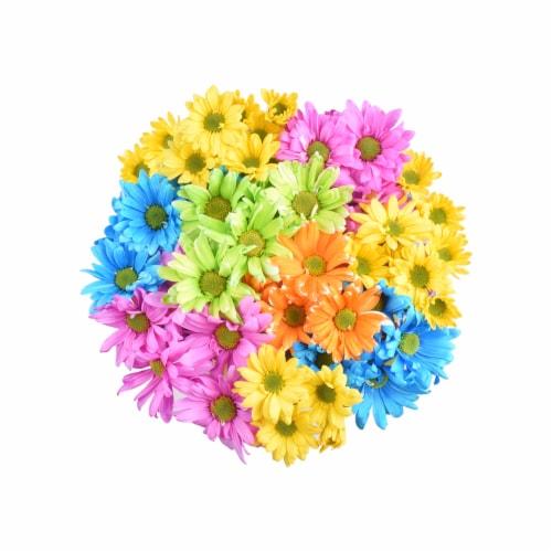 Crazy Daisy Sunshine Bouquet Perspective: left