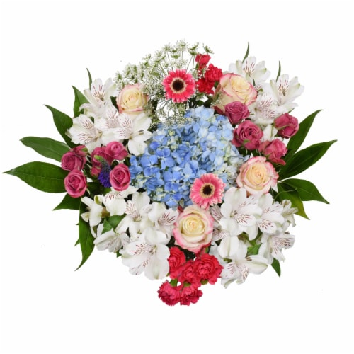 Sweetest Day Signature Bouquet Perspective: left