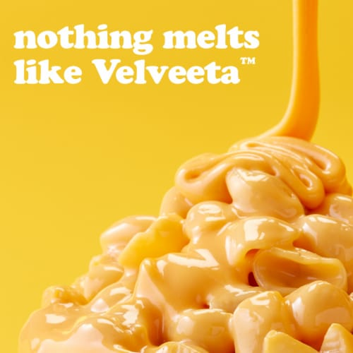Velveeta Original Shells & Cheese Dinner Perspective: left