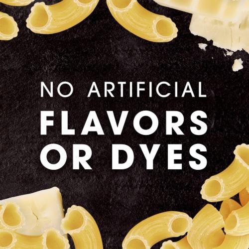 Cracker Barrel Sharp White Cheddar Macaroni & Cheese Dinner Perspective: left