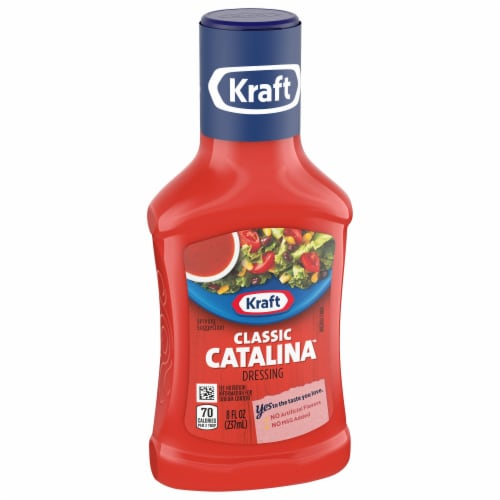 Kraft Classic Catalina Dressing Perspective: left