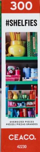 Ceaco Rainbow Shelfies Assorted Puzzle 300 Pieces Perspective: left