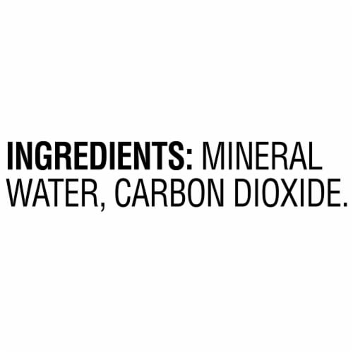 Topo Chico Carbonated Mineral Water Perspective: left