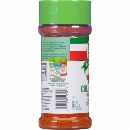 Lawry's Casero Chili & Lime Seasoning Perspective: left