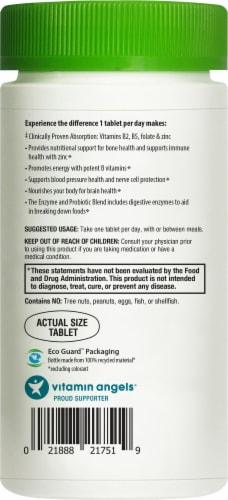 Rainbow Light Men's One Multivitamin Tablets Perspective: left