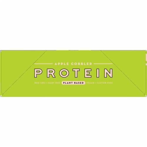 Larabar Apple Cobbler Plant Based Protein Bars Perspective: left