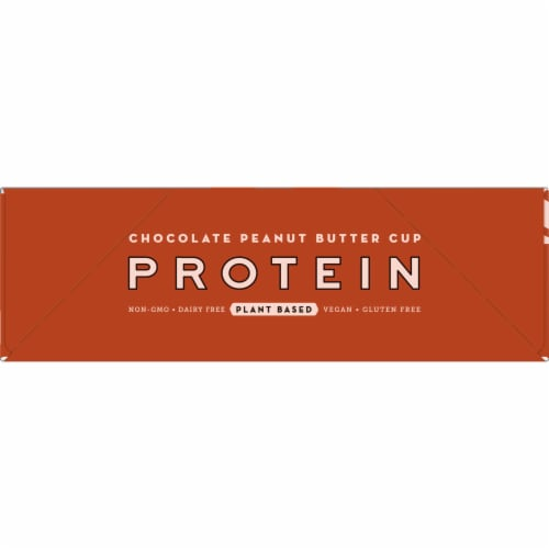 Larabar Chocolate Peanut Butter Cup Plant Based Protein Bars Perspective: left