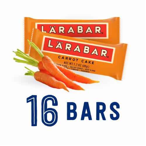 Larabar Carrot Cake Bars Perspective: left