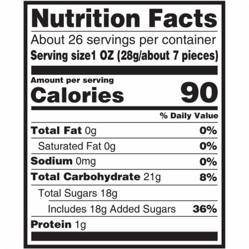 Life Savers® Collisions Gummies Family Size Pouch Perspective: left
