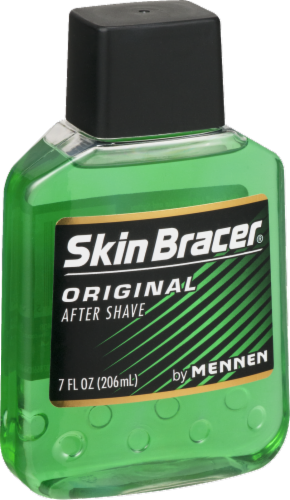 Mennen Skin Bracer Original After Shave Perspective: left