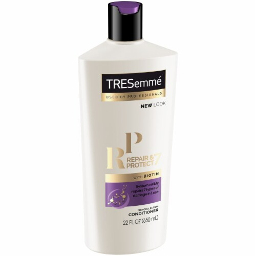 TRESemme Repair & Protect 7 with Biotin Conditioner Perspective: left