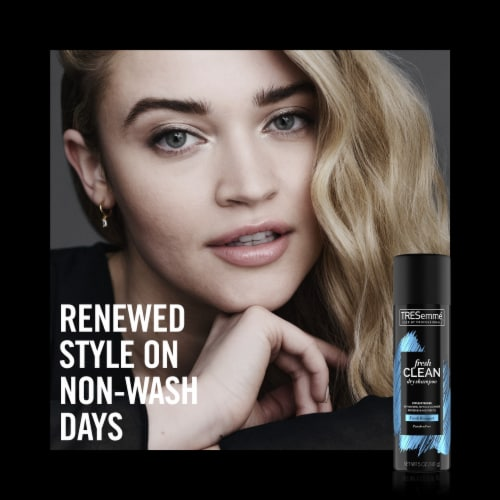 TRESemme® Fresh Clean Dry Shampoo Perspective: left