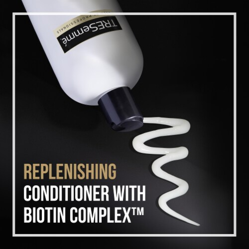 Tresemme Max Lengths Conditioner Perspective: left