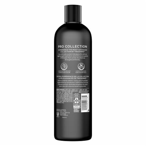 TRESemme Fiber Full Volume Shampoo Perspective: left