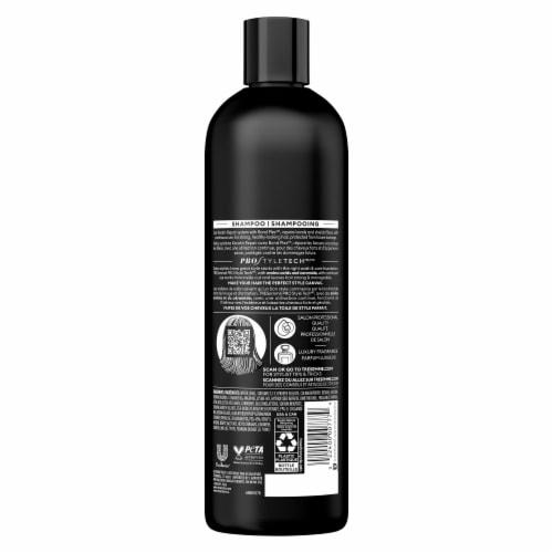 TRESemme Keratin Repair Shampoo Perspective: left