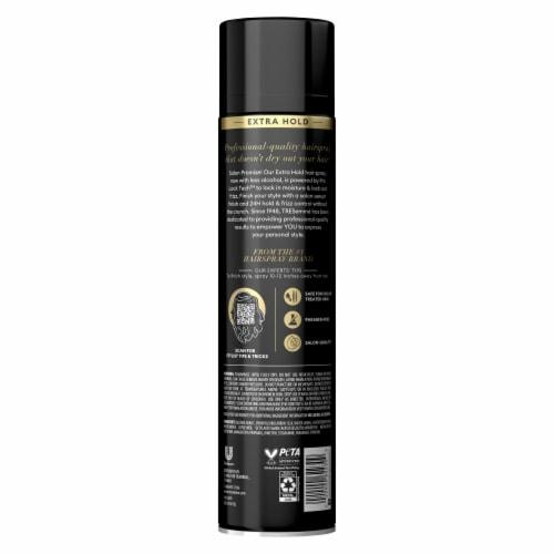 TRESemmé® Extra Hold Hair Spray Perspective: left