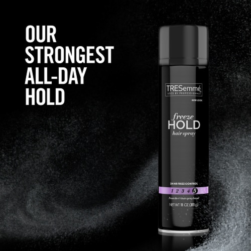 TRESemme® Mega Firm Control Tres Two™ Freeze Hold Hair Spray Perspective: left