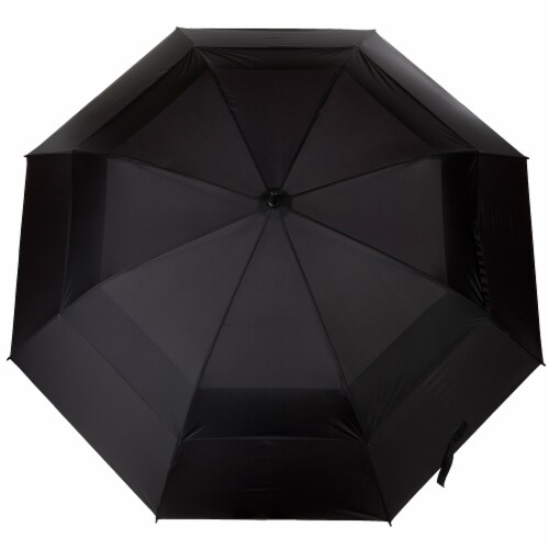 Totes XL Auto Open Golf Umbrella Perspective: left
