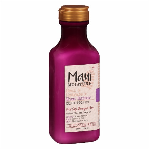 Maui Moisture Heal & Hydrate + Shea Butter Conditioner Perspective: left
